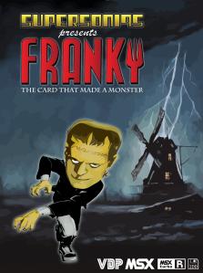 Franky box art