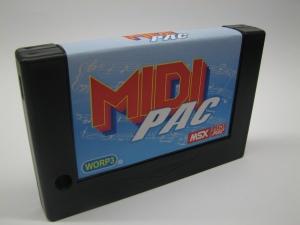 MIDI-PAC Proto Front